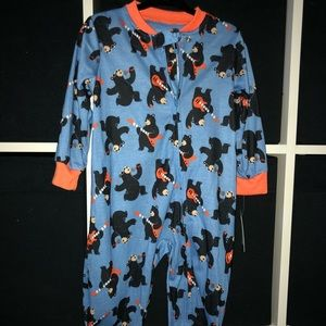 Baby Onsie with footies